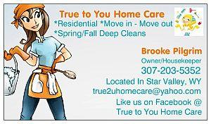 True To You Home Care